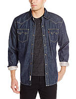 Рубашка джинсовая Levis Men's Heywood Denim Long Sleeve Shirt