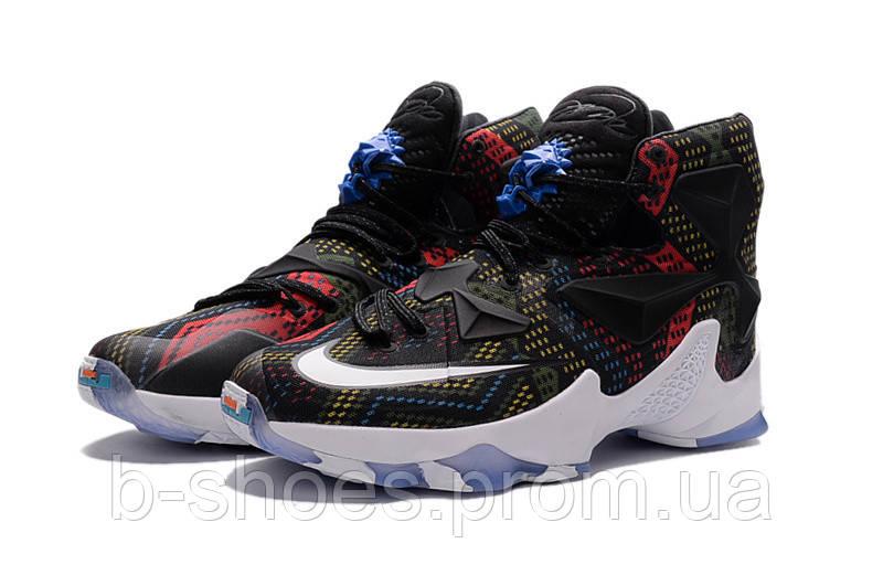 Мужские баскетбольные кроссовки Nike Lebron 13 (Multicolor)