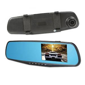 Автомобільний відеореєстратор дзеркало дисплей DVR 138 Full HD Авто реєстратор у машину автореєстратор 1080p