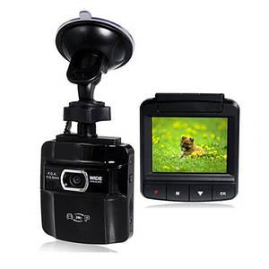 Автомобільний відеореєстратор Full HD 680 DVR для авто Реєстратор машину з монітором записом 1080p LCD 2.4