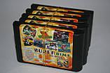 Картридж для Sega сборник 8в1 Мультяшные игры , фото 3