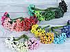 Тичинки цукрові з ягодами і листям на дроті, фото 2