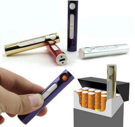 Электро спиральная зажигалка с зарядкой от USB Электронная Зажигалка G-01