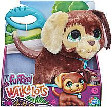 Интерактивная игрушка щенок на поводке FurReal Friends, Hasbro