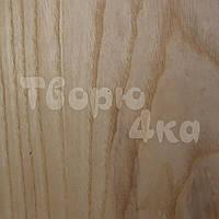 Лист из дерева А5, ясень белый