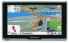 GPS-навигатор BECKER Professional 6SL LMU WiFi