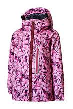 Пальто Be easy 104 Рожевий з принтом (19VKD2-04-2007) 122
