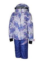 Комплект Be easy 104 Блакитний з принтом (20RD5-04-V20) 19V20-Блакитний з принтом, 110