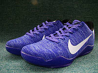 Мужские Баскетбольные кроссовки Nike Kobe 11 (Blue/White), фото 1