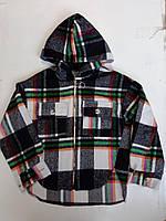 """Рубашка подростковая кашемировая с капюшоном на девочку 128-152 см """"VANILLA"""" недорого от прямого поставщика"""