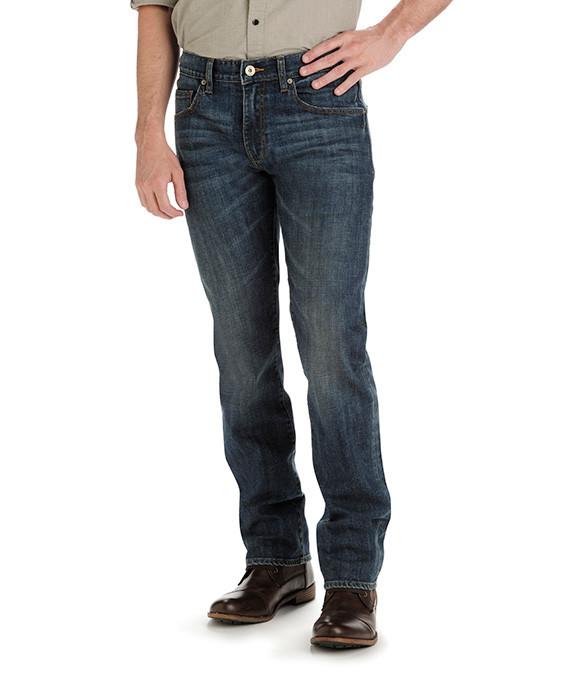 Джинсы Lee Men's Modern Series Slim Straight Leg Jean Squire  NEW