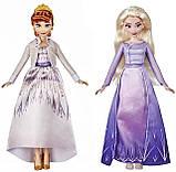 Холодне Серце Лялька Ельза, світло, звук. Frozen Magical Discovery Elsa Doll, Оригінал з США, фото 4