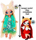 Большая кукла На На На Сюрприз Кармен Линда 28см Na Na Na Surprise серии Teens Оригинал из США, фото 2