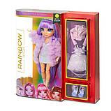 Кукла Rainbow High - Виолетта с одеждой. Оригинал из США, фото 7