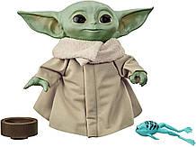 Интерактивный Малыш Йода 19 см Star Wars The Child Talking Plush Toy Звездные Войны Мандалорец Оригинал из США