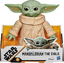 Малыш Йода 15 см Star Wars The Child Plush Toy Звездные Войны Мандалорец Оригинал из США