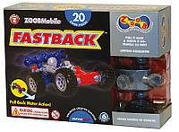 Конструктор детский Zoob Mobile Fastback 12055