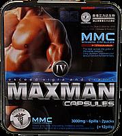 Средство для потенции Maxman 4 Максмэн 4
