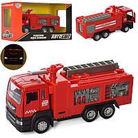 Пожарная машина игрушка AS-2667  АвтоСвіт