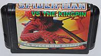 Картридж для Sega SPIDER-MAN VS THE KINGPIN