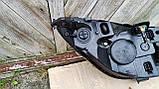 Фара передня ліва для Peugeot 308 , 2007-2011 , 9656162580, фото 9