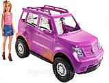Ігровий набір Лялька Барбі з джипом на фермі Barbie Sweet Orchard Farm Barbie Doll & Vehicle GHT18, фото 2