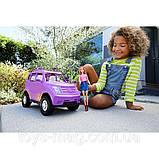 Ігровий набір Лялька Барбі з джипом на фермі Barbie Sweet Orchard Farm Barbie Doll & Vehicle GHT18, фото 3
