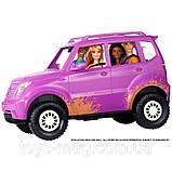 Ігровий набір Лялька Барбі з джипом на фермі Barbie Sweet Orchard Farm Barbie Doll & Vehicle GHT18, фото 4