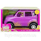 Ігровий набір Лялька Барбі з джипом на фермі Barbie Sweet Orchard Farm Barbie Doll & Vehicle GHT18, фото 7