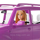 Ігровий набір Лялька Барбі з джипом на фермі Barbie Sweet Orchard Farm Barbie Doll & Vehicle GHT18, фото 8