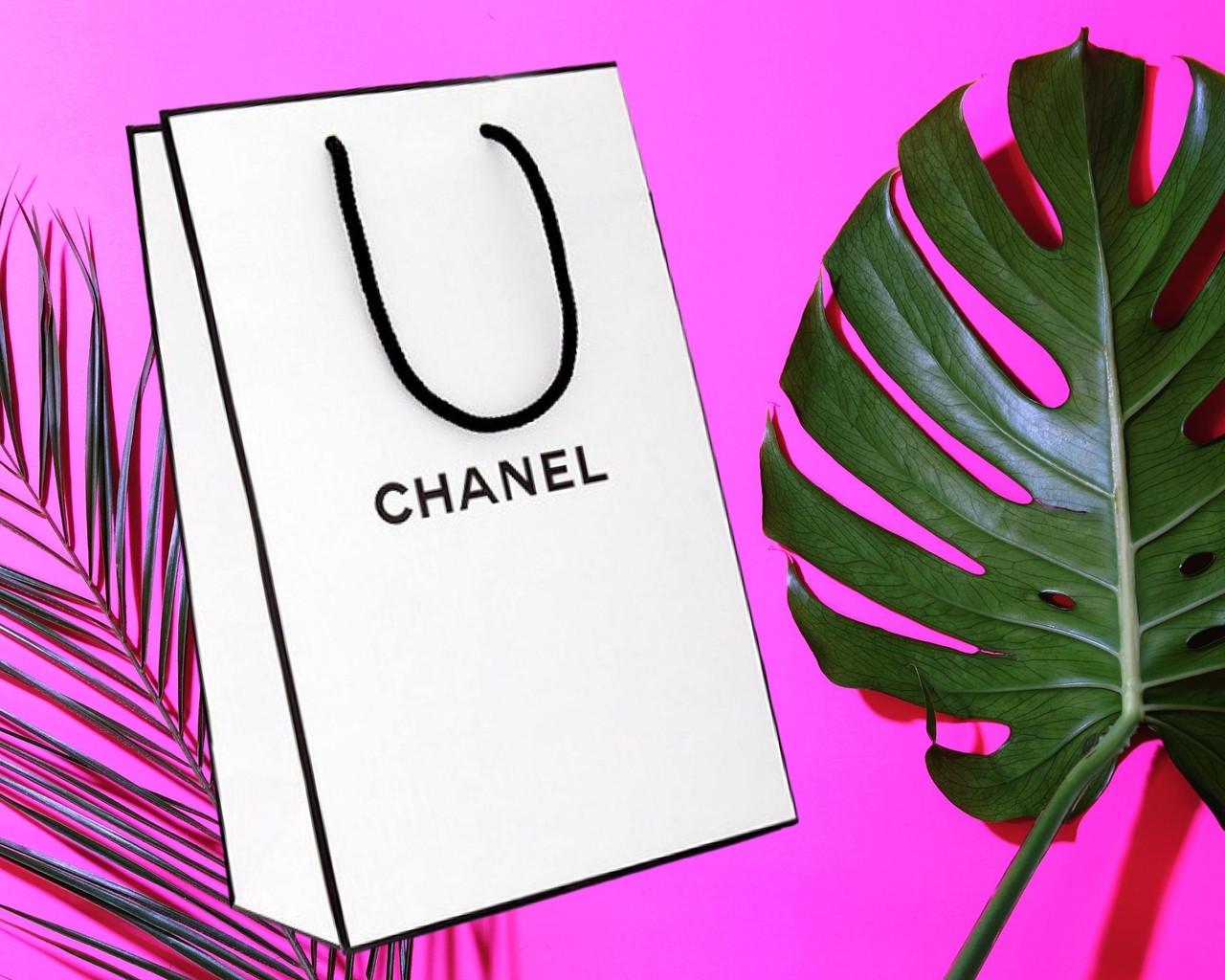 Chanel Пакет Подарочный Большой