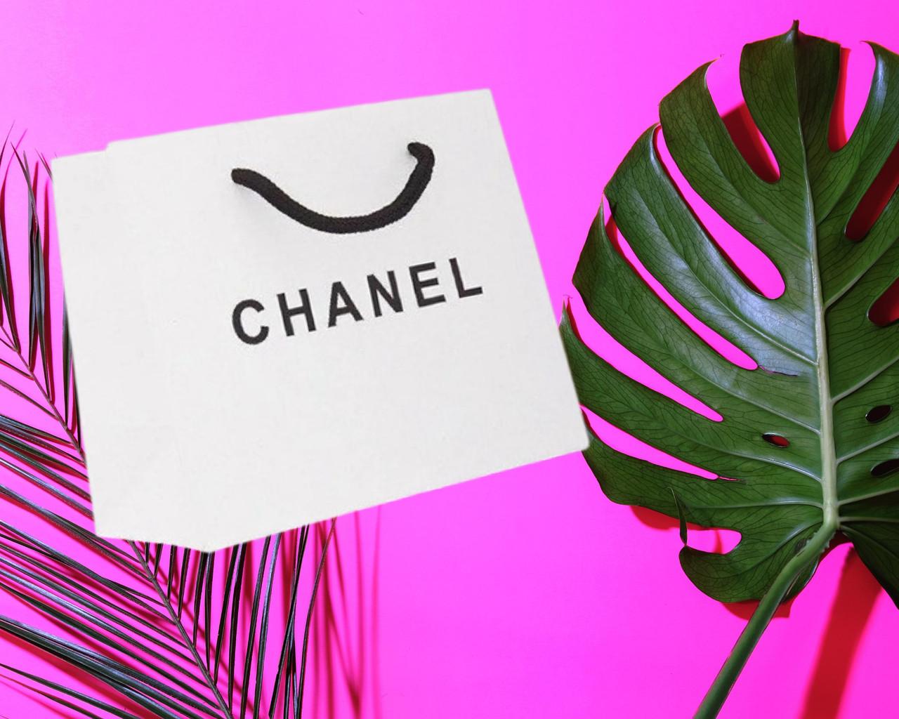 Подарунковий пакет Chanel Шанель