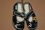 Тапочки на хлопчика Віталія 23,24 р камуфляж, фото 4