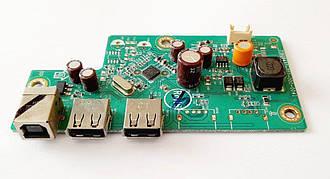 Плата USB для монітора Philips brilliance 220b 715G5437-T02-000-004I