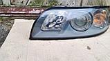 Фара передня ліва для Volvo S40 , Volvo V50 , 2004-2008 , 30698885 , 0301198203, фото 4