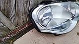 Фара передняя правая для Volkswagen Polo 4 , 2005-2009 , 6Q1941008AT , 89312006, фото 3