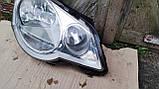 Фара передняя правая для Volkswagen Polo 4 , 2005-2009 , 6Q1941008AT , 89312006, фото 4