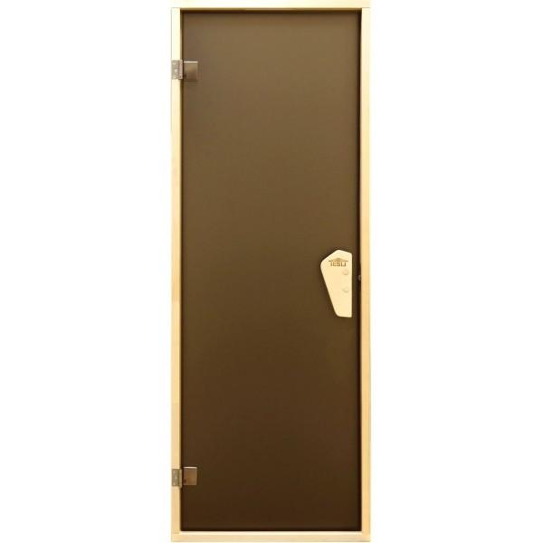 Tesli Дверь для бани и сауны Briz RS 1900 х 700