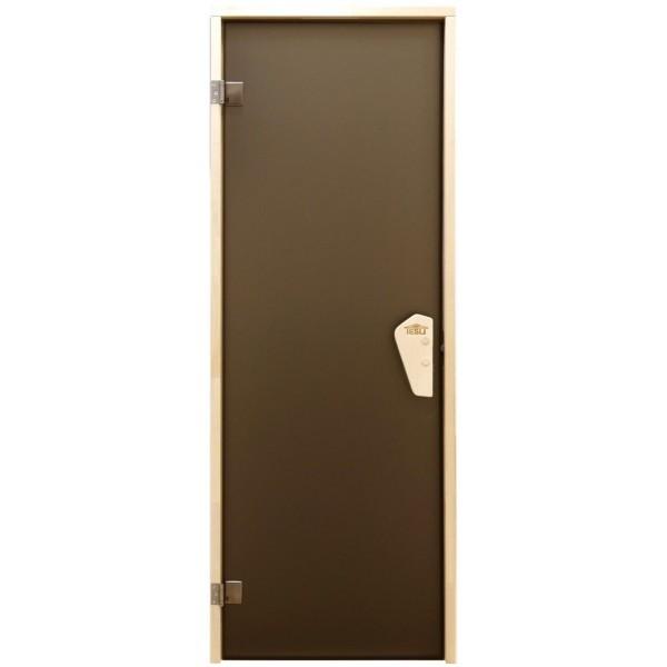 Tesli Двері для лазні та сауни Tesli RS Lux 1900 x 700