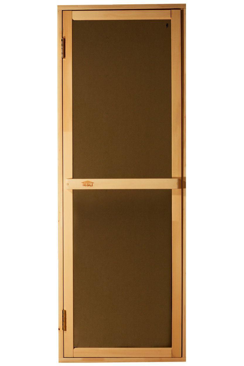 Tesli Дверь для бани и сауны Reliable 1900 x 700
