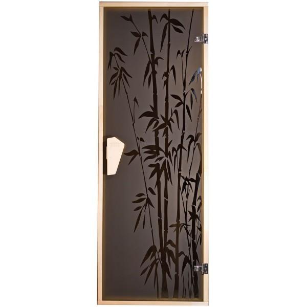 Tesli Двері для лазні та сауни Бамбук 1900 х 700