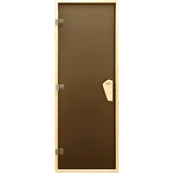 Tesli Дверь для бани  и сауны Tesli Sateen RS 2050 x 800