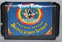 Картридж для Sega TINYTOON