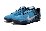 Мужские Баскетбольные кроссовки Nike Kobe 11 (Blue/Black), фото 1