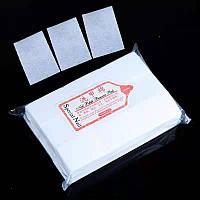 Салфетки безворсовые в упаковке, плотные 900 штук (Новые)