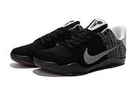 Мужские Баскетбольные кроссовки Nike Kobe 11 (White/Black), фото 1
