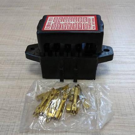 Блок запобіжників (голий) FAW 6371 (Фав 6371), фото 2