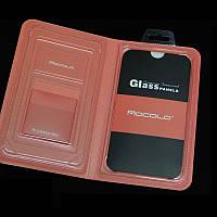Защитное стекло iPhone 5 / 5s Back  на заднюю крышку (Mocolo 0,33мм)