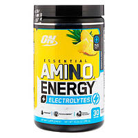 Аминокислоты Amino Energy+Electrolytes Optimum Nutrition pineapple 285 г