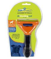 Фурминатор средний для короткошерстных собак размер - 6,8 см